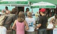 Festival de Gannat en 2008 : VOLCANS à VIVRE