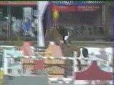 Eric Février / Kouros d'Helby - CSI** Le Mans 2009 GP-1