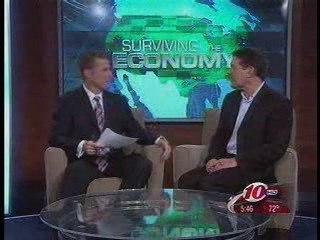 Landmark Education's David Cunningham on CBS (parenting)