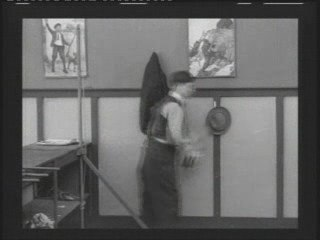 Buster Keaton 1-The High Sign (1921)