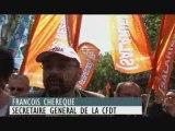travail dimanche : François Chérèque (CFDT)