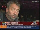 Hadopi : Luc Besson denonce l'absenteisme des deputés