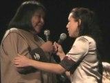 3 - Chants de gorge (Soirée culturelle autochtone 2008)