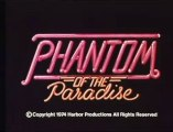 1974 - Phantom of the Paradise - Brian De Palma