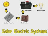 Solar Electric Systems-Make Cheap Solar Electric Systems