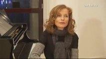 Isabelle Huppert avant Cannes (2009)