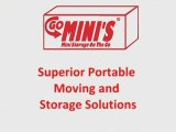 Portable Moving and Storage Atlanta Georgia