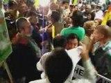 Llegan a Puerto Rico boricuas que tomaron Congreso yanqui