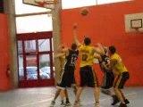 Match de basket des seniors - 09 mai 2009