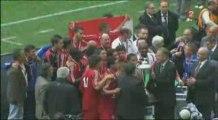 Finale Gambardella 2009 MHSC v FCNA (Buts + Coupe)