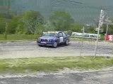 bmw rallye  rallye de l'ecureuil 2009