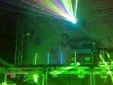KVant Maxim 14 W RGB @ Nuit Icam 2009 Toulouse