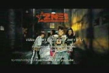 [STREET ver] 2NE1 - Fire [romanizations + eng sub]