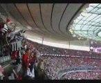 Qui ne saute pas - Finale Rennes Guingamp