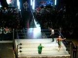 WWE Genève entrée Mark Henry