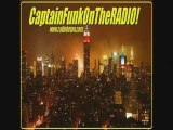 CaptainFunkOnTheRADIO! Radio Béton! 93.6 Mhz. Dance Classic Soul Funk Disco Boogie