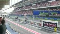 essais grand prix F1 barcelonne 2009