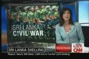 Sri Lanka Denies Shelling the Safe Zone: CNN News