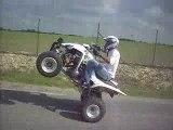 samsool stunt quad weeling en raptor 350