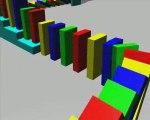 Petite animation 3d (projet personnel d'arts-plastiques)
