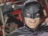 Batman à fumé ! Batman on drugs !
