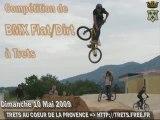Championnat de BMX DIRT [Sauts] 10 MAI 2009