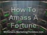 Marketing Secrets of an Internet Marketing Millionaire