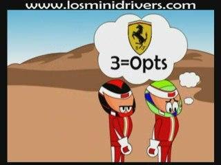 Los MiniDrivers - Capítulo 1x06 - Gran Premio de Bahrein