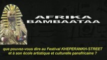 KHEPERANKH-STREET et AFRIKA BAMBAATAA