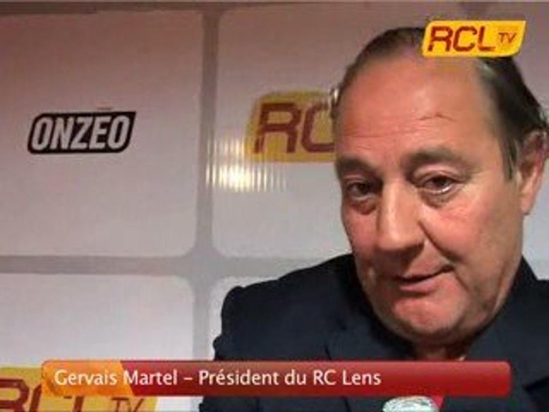 interviews apres lens reims