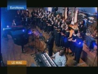 LIZ MC COMB ::: Spot Euronews
