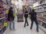 Star Wars à Auchan (Délire entre potes)