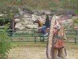 Doudou a cheval