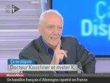 Eric Zemmour dénonce la victimisation antisémite de kouchner