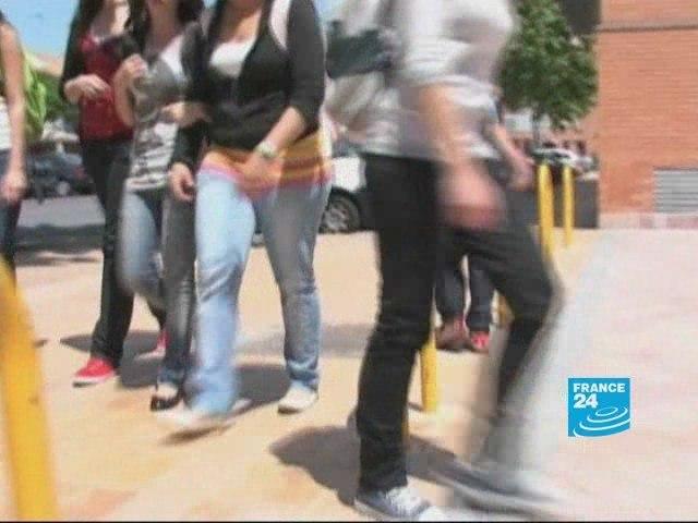 Spain: entire families struck by unemployment