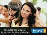 Disputes conjugales : la version de Béatrice Dalle