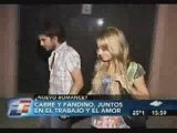 CABRÉ Y FANDIÑO - JUNTOS EN EL TRABAJO Y EL AMOR 08-02-08