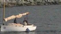 20090509 voiles latines St Tropez et essai Pabouk Love