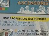 Métier: Technicien Ascensoriste
