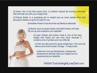 Weight Loss Healthy Eating Plan