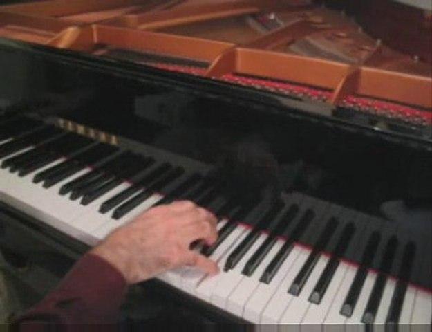 Jack Gibbons plays Chopin Berceuse