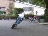 stunt a dafy moto nantes