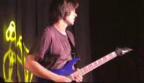 Andrei Manea - The Crush Of Love (Joe Satriani)