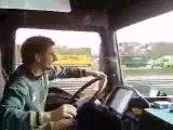 Régis le fou du volant