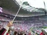 ambiance au Stade de France