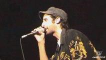 Don Valdes - Rien à faire (dancehall) live nuttea Canal12