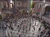 danse a la gare d'anvers