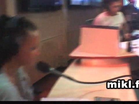 La scène X de  Laly - NRJ Mikl L'émission sans interdit