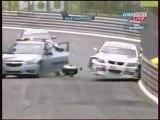 WTCC saison 2009 Pau (4/12) Race 2 le chaos le plus total !!!