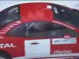 Peugeot manufacturer team tests @ Sweden 2004